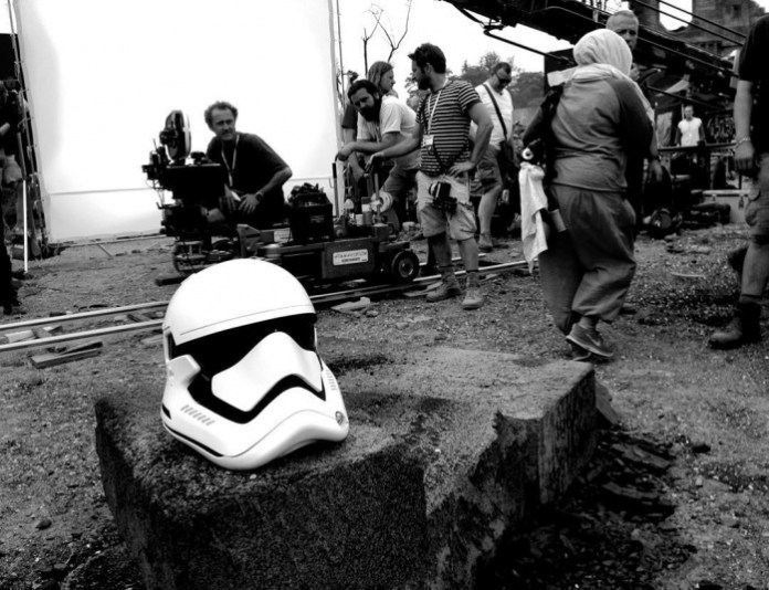 Star Wars VII tras las cámaras 04