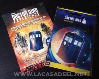ZBOX DOCTOR WHO