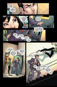 Amazing Spider-Man & Silk Página interior (2)