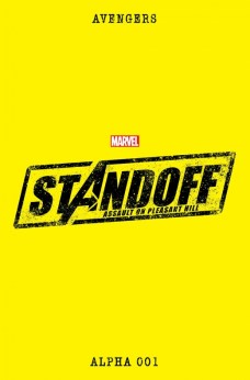 Avengers Standoff Portada alternativa