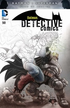 DC portada Batman v Superman 1
