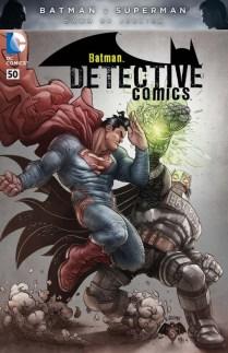 DC portada Batman v Superman 2