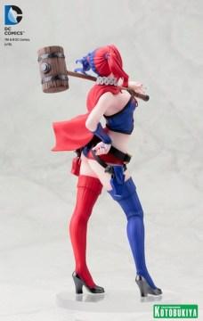 Harley Quinn Kotobukiya (7)