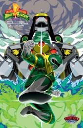 Power Rangers Variant Cover Wonderworlds Comics