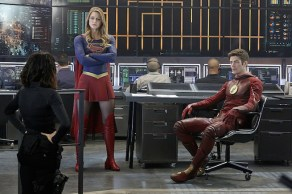 Supergirl - The Flash 01