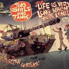 Tank Girl 2G1T Página interior (5)