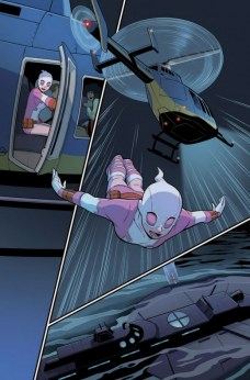 The Unveliebable Gwenpool Página interior (3)