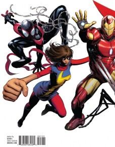 Avengers Standoff Omega Portada alternativa de Mike Deodato (1)