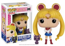 Funko POP! Sailor Moon y Luna