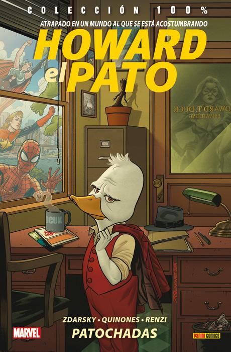 Howard el pato, por Panini