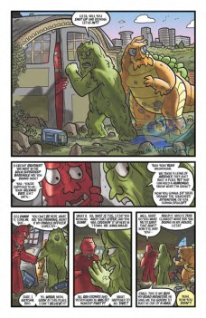 Kaijumax Season 2 Página interior (4)