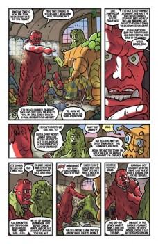 Kaijumax Season 2 Página interior (5)