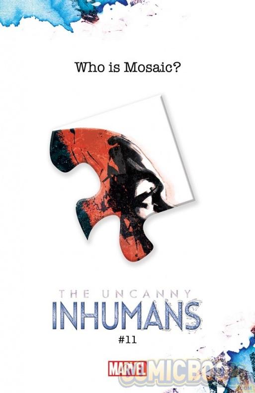 Mosaic inhumanos 11