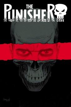 The-Punisher Portada principal de Steve Dillon