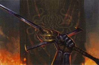 Anochecer  - Espada de acero valyrio de Juego de Tronos