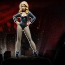 Black-Canary Knight Models