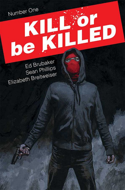 Kill Or Be Killed Portada de Sean Phillips