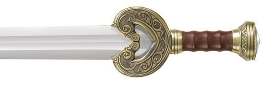 Pesadilla - Espada de acero valyrio de Juego de Tronos