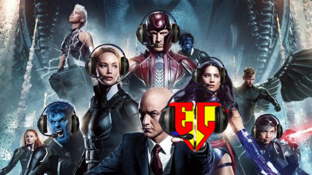 Podcast X-Men Apocalipsis
