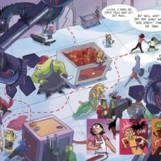 Space Battle Lunchtime Página interior (4)