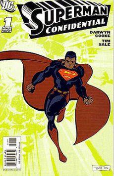 Superman confidential 1