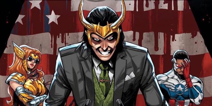 Vote Loki fue el cómic lanzado por Marvel que hacía una crítica a la política americana