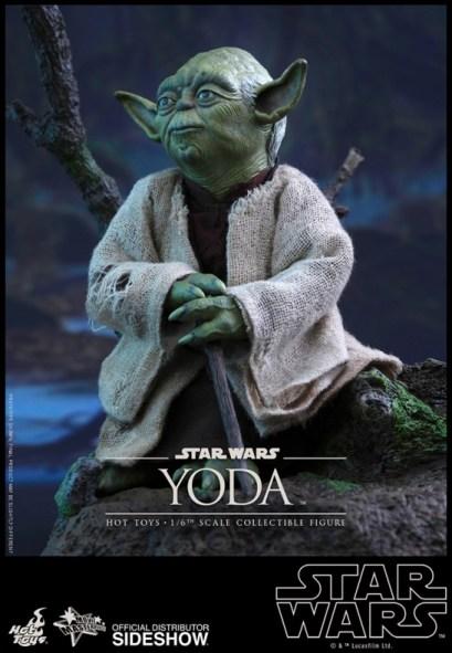 Sideshow Collectibles Yoda