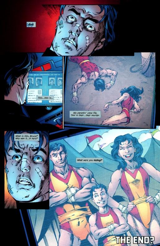 11 historias de cómic jamás resueltas Grayson Voladores 02