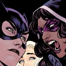 Batgirl and the Birds of Prey Rebirth Portada principal de Yanick Paquette