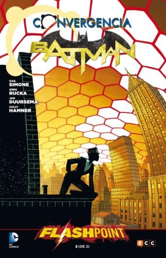 Convergencia Batman 2