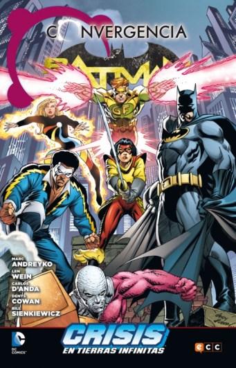 Convergencia Batman