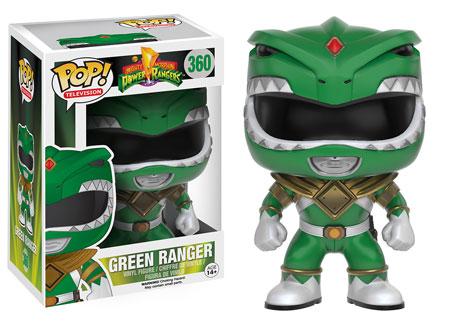 Funko POP! Ranger Verde