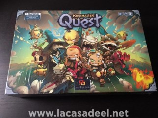 Krosmaster Quest 1