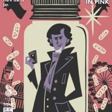 Sherlock A Study in Pink Portada alternativa de Question No. 6