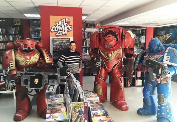 mil comics-cosplay