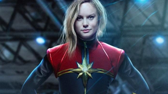 Brie Larson Capitana Marvel destacada