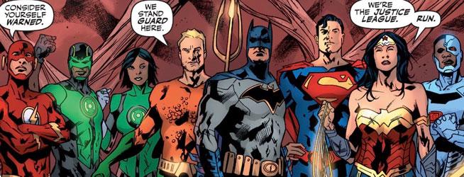 Rebirth nueva formación Liga de la Justicia 04