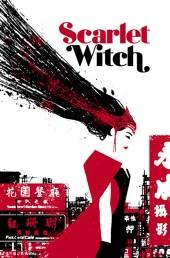 Scarlet Witch 7 David Aja