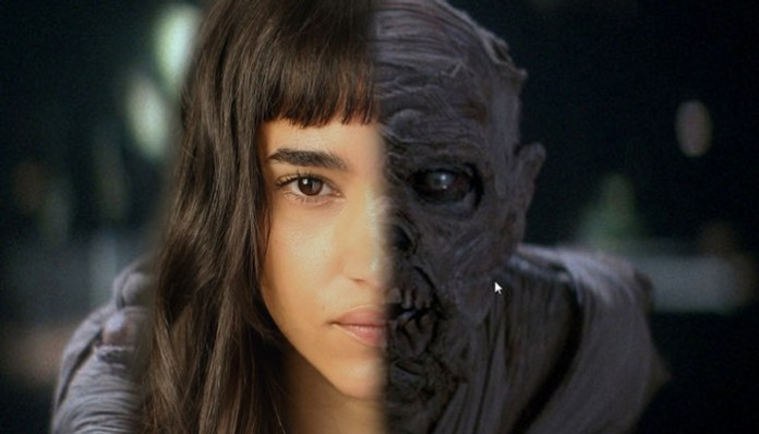 Sofia Boutella - The Mummy