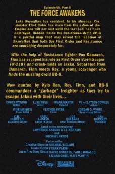 Star Wars El Despertar de la Fuerza 2 1