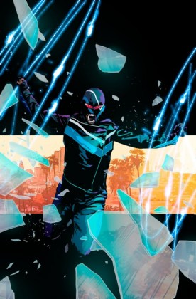 The Vigilante Southland 1