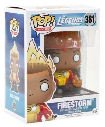 Funko POP! Legends of Tomorrow Firestorm 1