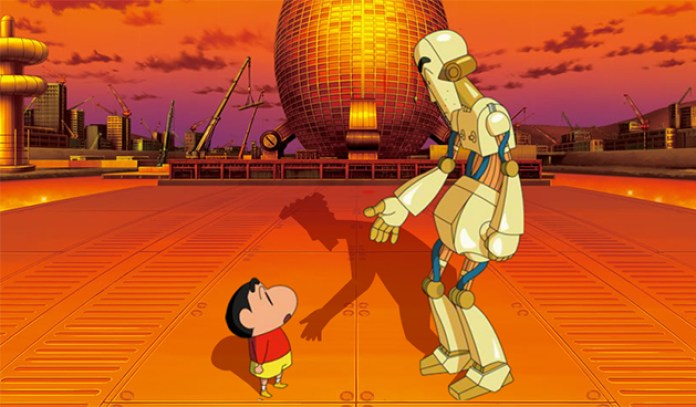 Shinchan-papa-robot