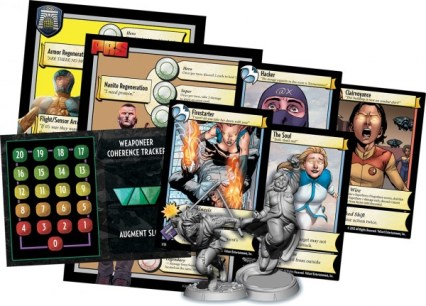 Valiant Universe The Deck Building Game (3)