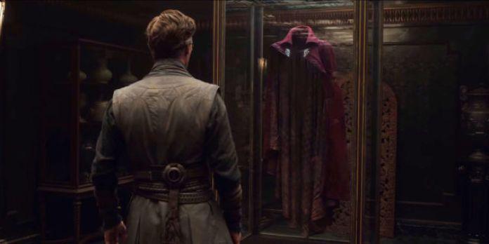Doctor Strange - Manto de levitación