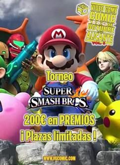 Super Smash Bros - VGC Alicante 2016