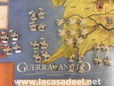 Reseña de 'Guerra del Anillo' (Segunda edición)