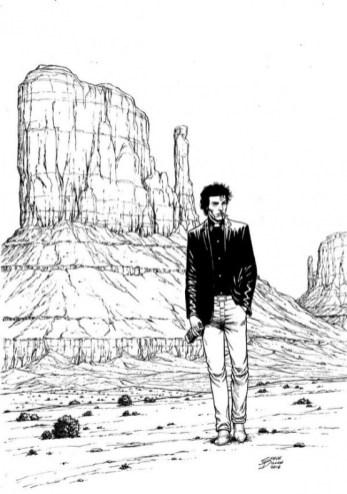 Steve Dillon - Preacher 05