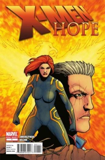 Steve Dillon - X-Men Hope 01