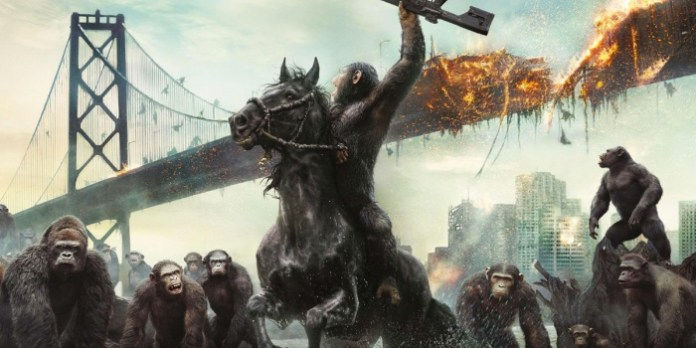War of the Planet of the Apes Caesar